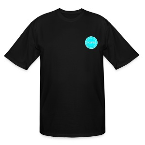 Eclipse logo #3 - Men's Tall T-Shirt