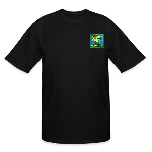 BountyGaming Iconic Logo - Men's Tall T-Shirt