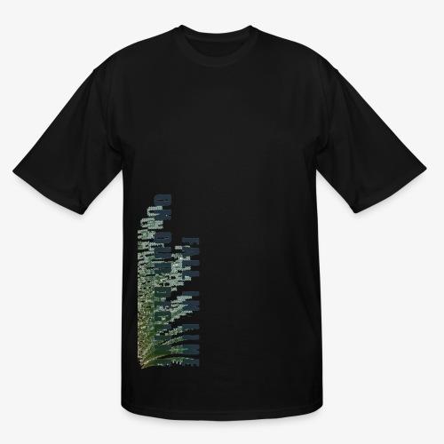 Decline - Men's Tall T-Shirt