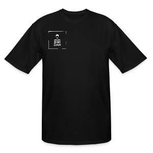 35DD Male White - Men's Tall T-Shirt