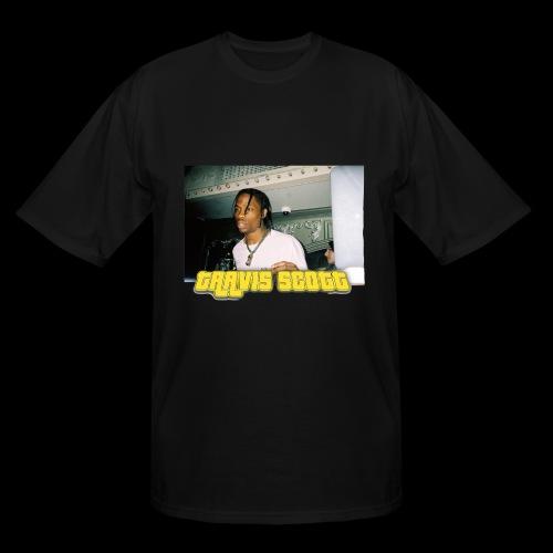 Travis Scott La Flame - Men's Tall T-Shirt
