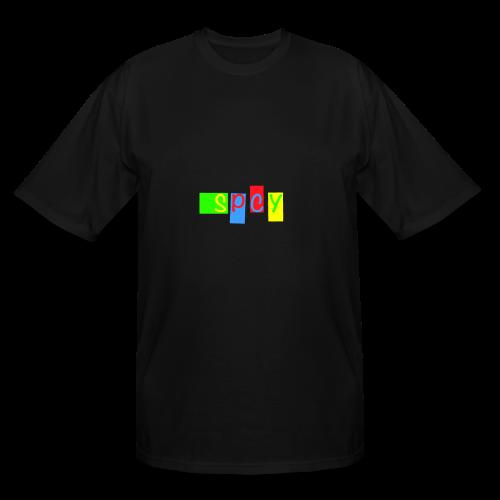 SPCY Blocks Tee - Men's Tall T-Shirt