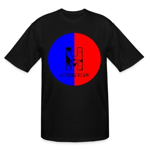 MHLOGO - Men's Tall T-Shirt