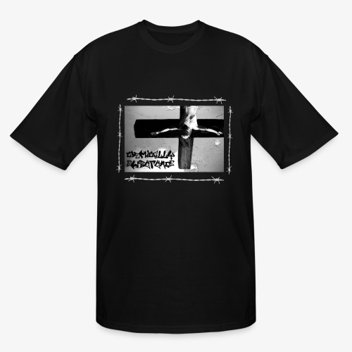 GOD IS DEAD CHEMICALLY EMBALANCE - Men's Tall T-Shirt