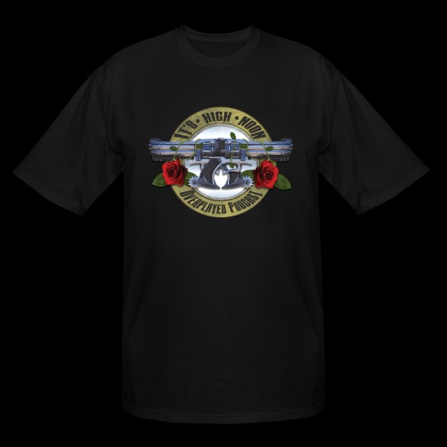 Overplayed - It's High Noon - Men's Tall T-Shirt