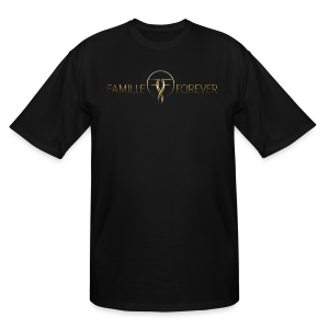 Classic Famille Forever Graphic Tee T-shirt - Men's Tall T-Shirt