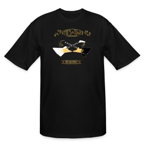 Here's to us Version #1 - Men's Tall T-Shirt