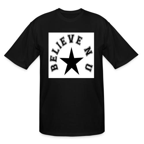 Believe N U - Men's Tall T-Shirt