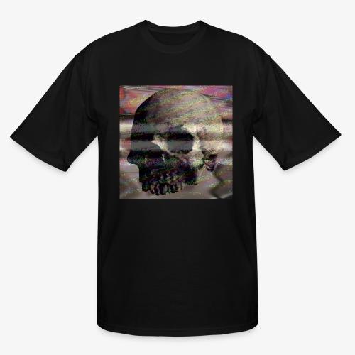 SKULLTV - Men's Tall T-Shirt