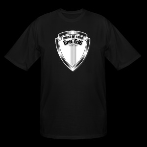 Shield of Faith - Men's Tall T-Shirt