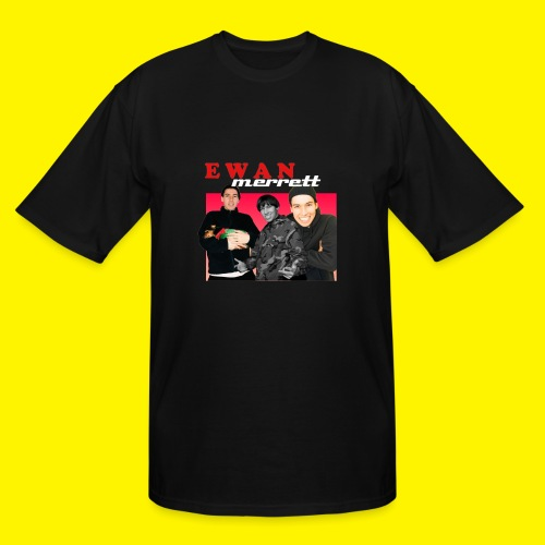 ewan merrett - Men's Tall T-Shirt