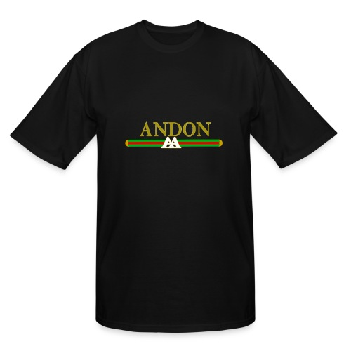 Andon Gucci (T-Shirt) - Men's Tall T-Shirt