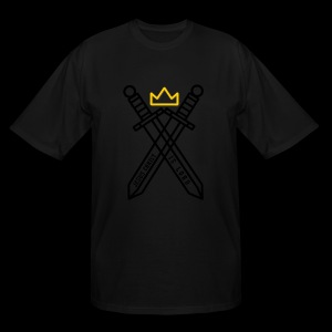 The Sword Of The Holy Spirit - Men's Tall T-Shirt