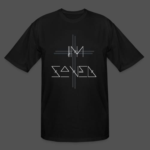 I'm Saved - Men's Tall T-Shirt