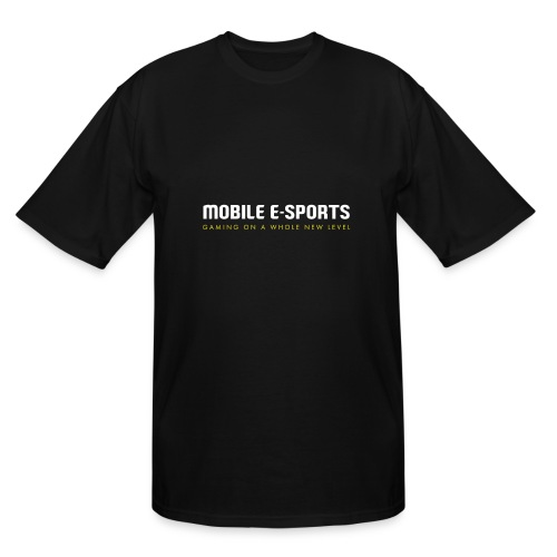 MOBILE E-SPORTS - Men's Tall T-Shirt