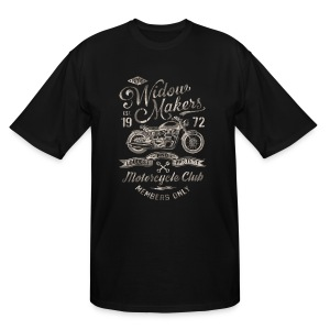 Vintage Motorcycle Club - Men's Tall T-Shirt