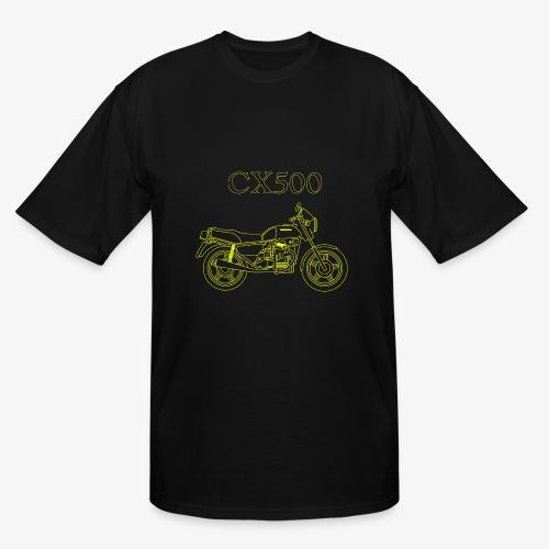 CX500 line drawing - Men's Tall T-Shirt
