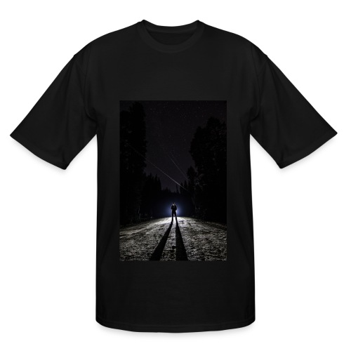 Printing t-shirt - Men's Tall T-Shirt
