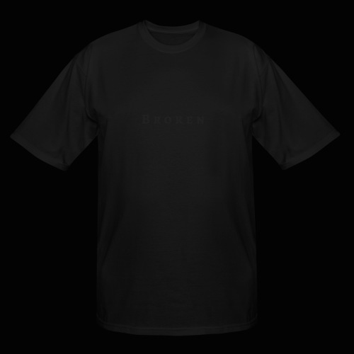 Broken - Men's Tall T-Shirt