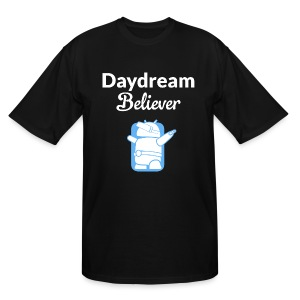 Daydream Believer - Android VR Robot - Men's Tall T-Shirt