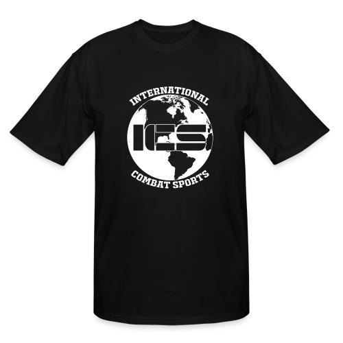 ICS Logo Blue - Men's Tall T-Shirt