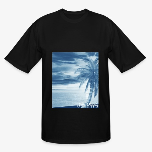 Time Supply - South T-Shirt - Men's Tall T-Shirt