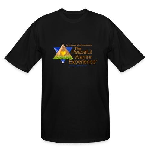 The Peaceful Warrior Experience t-shirt 1 - Men's Tall T-Shirt
