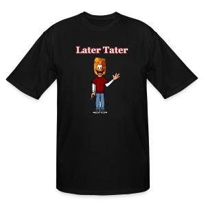 MasterTatter01 - Men's Tall T-Shirt
