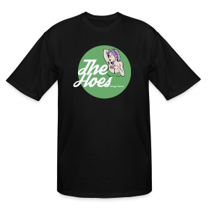 The Hoes Teenage Dreams Green - Men's Tall T-Shirt