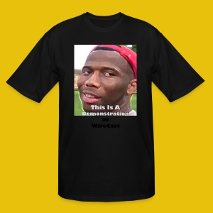 VTW: D-Lo Smith (WireCast) - Men's Tall T-Shirt