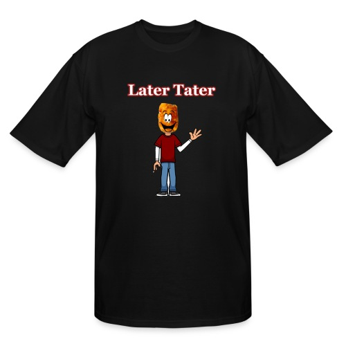 MasterTatter01 - Men's Tall T-Shirt