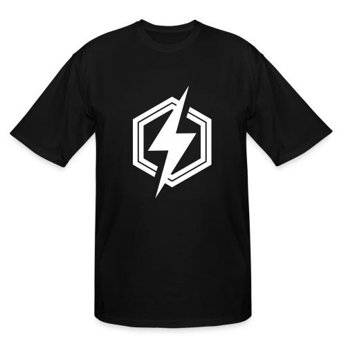 logoblanc - Men's Tall T-Shirt