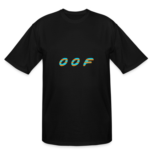 oof [orangejuice+toothpaste] - Men's Tall T-Shirt