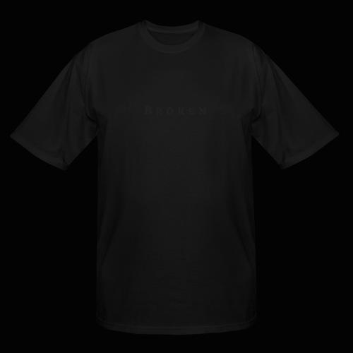 Broken - Men's Tall T-Shirt