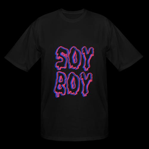 Spooky Soy Boy - Men's Tall T-Shirt
