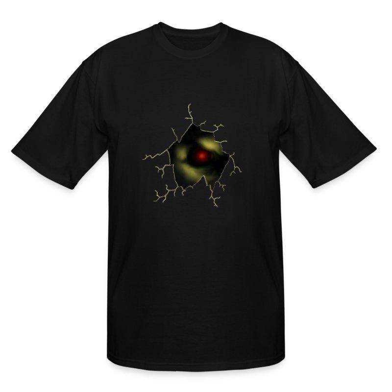 Broken Egg Dragon Eye - Men's Tall T-Shirt