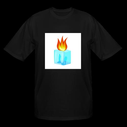 PZKTastic Logo T-Shirt (Get White as the Color) - Men's Tall T-Shirt
