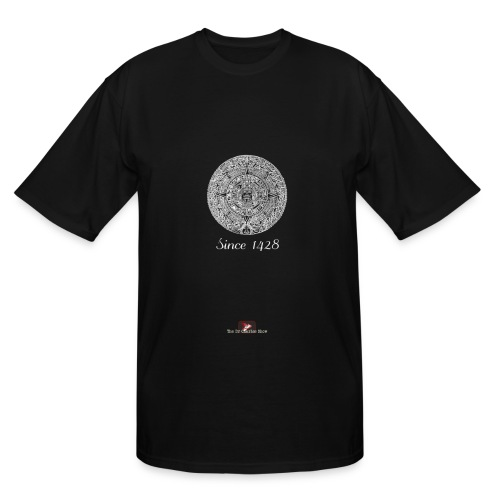 Since 1428 Aztec Design! - Men's Tall T-Shirt