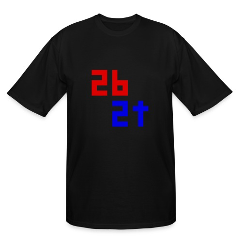 2b2t Logo - Men's Tall T-Shirt