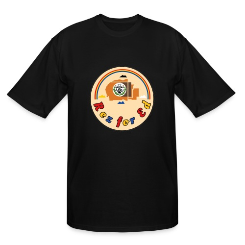 Navajo Seal Tee - Men's Tall T-Shirt