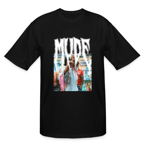 Mude Gang shiiiii - Men's Tall T-Shirt