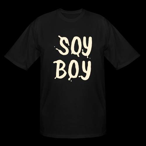 Milky Boy - Men's Tall T-Shirt