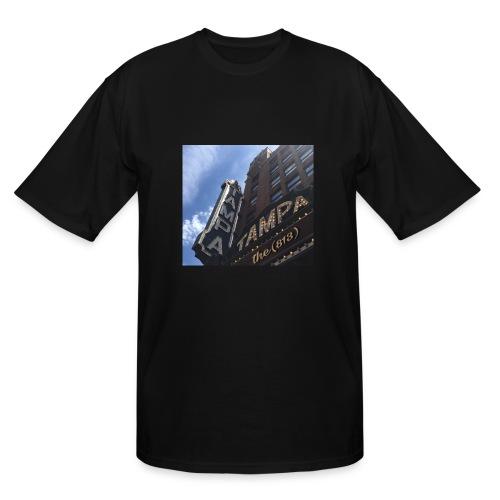 Tampa Theatrics - Men's Tall T-Shirt