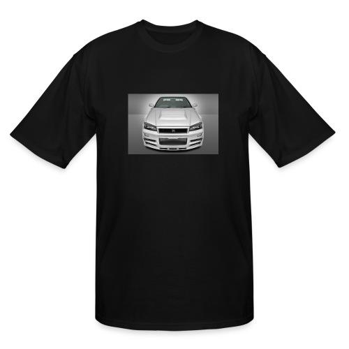 GTR-R34 - Men's Tall T-Shirt