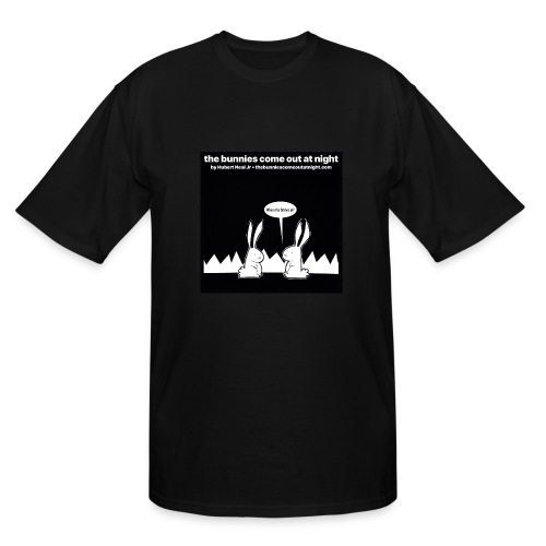 tbcoan Where the bitches at? - Men's Tall T-Shirt