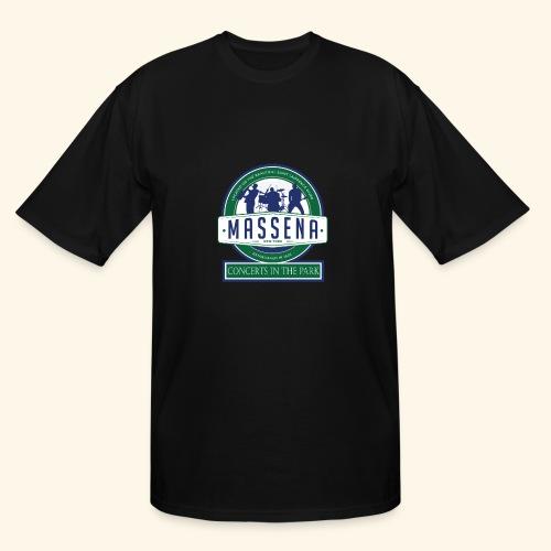 Massena CitP - Men's Tall T-Shirt