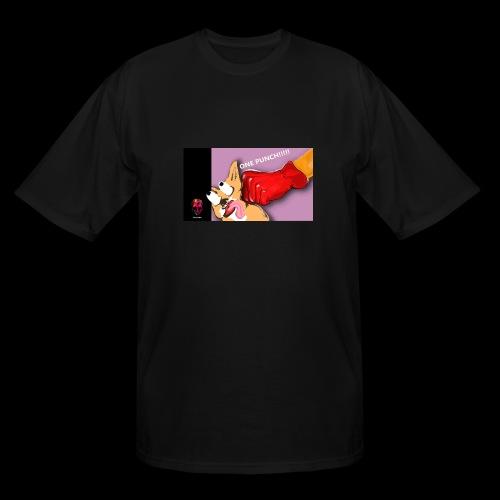 1280x720 ONE PUNCH00000000 - Men's Tall T-Shirt