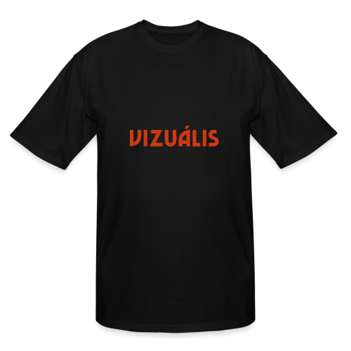 Vizuális - Men's Tall T-Shirt