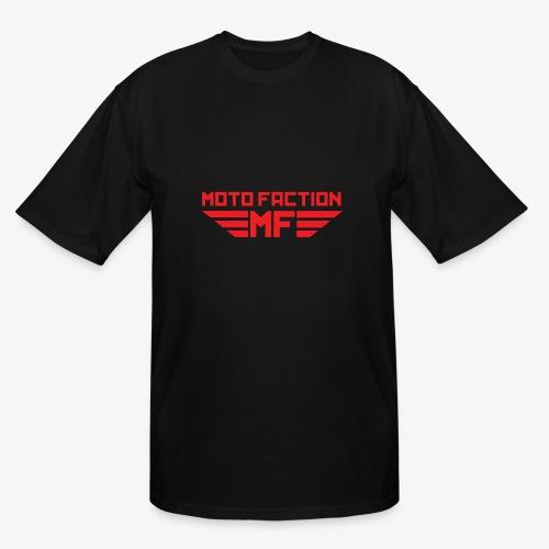 MotoFaction Logo - Men's Tall T-Shirt