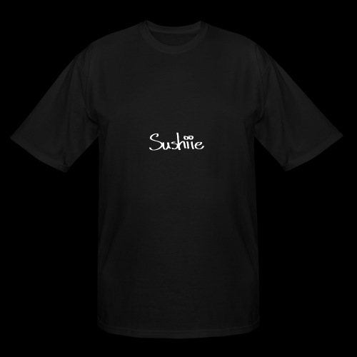 sushiie logo - Men's Tall T-Shirt